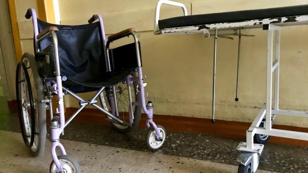 כיסא גלגלים, צילום: Istock