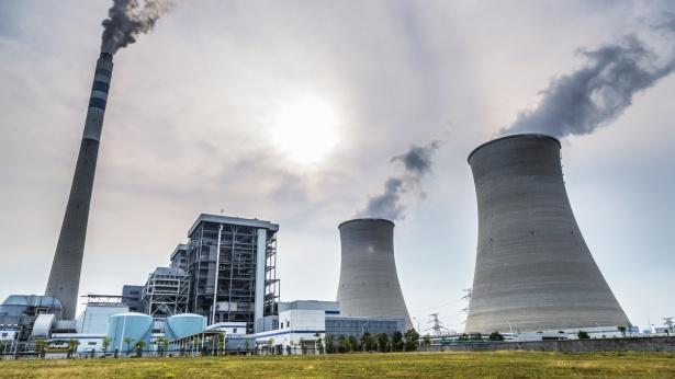 תחנת כוח, צילום: Istock