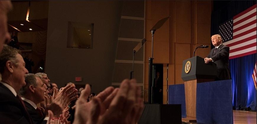 טראמפ, צילום: יחצ