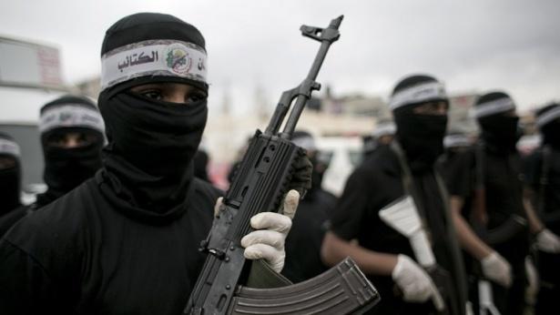 פעילי חמאס, צילום: AFP