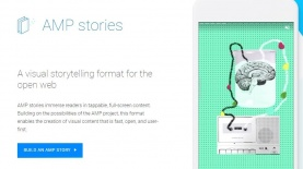 AMO stories של גוגל, צילום: מסך