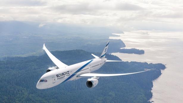 מטוס בואינג אל על, צילום: יחצ
