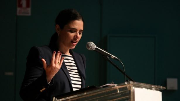 שרת המשפטים, איילת שקד, צילום: דיאגו מיטלברג