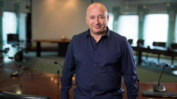 """קובי פז, מ״מ מנכ״ל בזק, צילום: יח""""צ"""