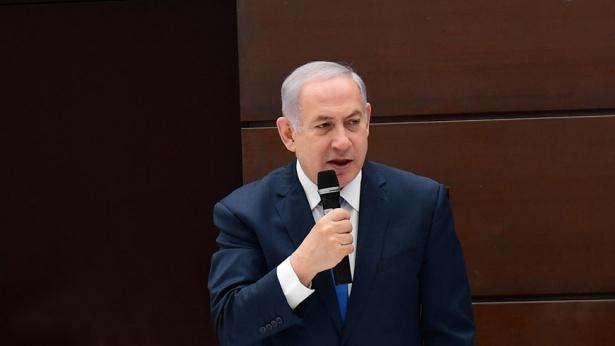 ראש הממשלה בנימין נתניהו בוועידת הביטחון במינכן, צילום: עמוס בן גרשום לע''מ