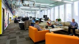 משרדי פייסבוק בבוסטון, צילום: פייסבוק
