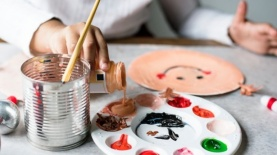 תהיו מקוריים - 5 פעילויות יצירה עם הילדים