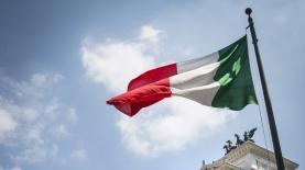 דגל איטליה, צילום: Istock