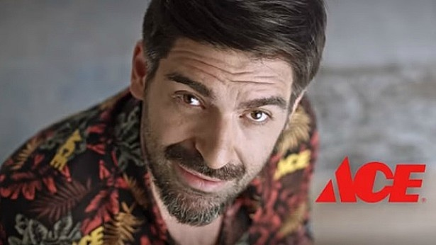 ACE. מתיחת פנים עם רותם כהן, צילום מסך יוטיוב