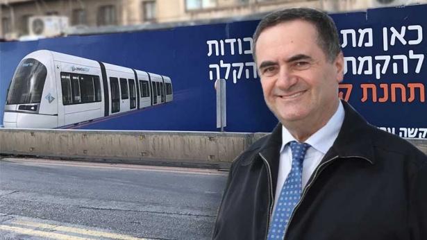 שר התחבורה ישראל כץ, צילום: מירי צחי; אלכסנדר כץ