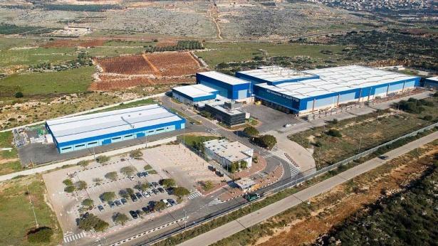 """מפעל קליל בכרמיאל, צילום: יח""""צ"""