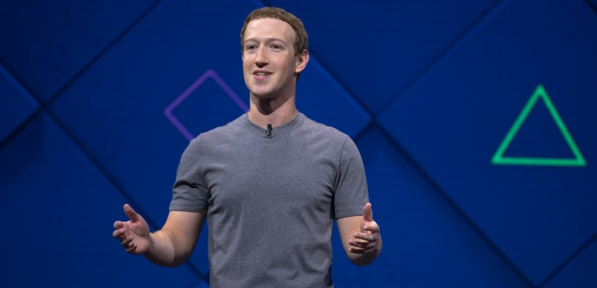 מארק צוקרברג, פייסבוק, צילום: פייסבוק