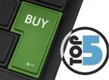 חמשת הגדולים, מניות מומלצות, צילום: BizTV