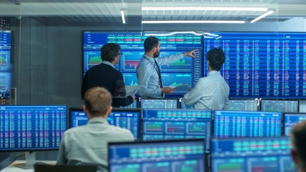 סוחרים בשוק המניות, צילום: Istock