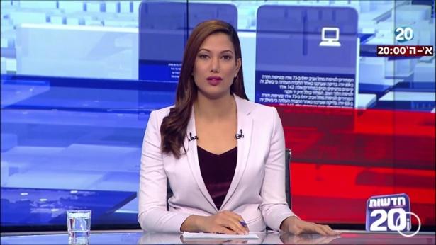 חדשות 2 Image: ערב שלישי ברציפות: חדשות ערוץ 20 עוקפת את כאן 11