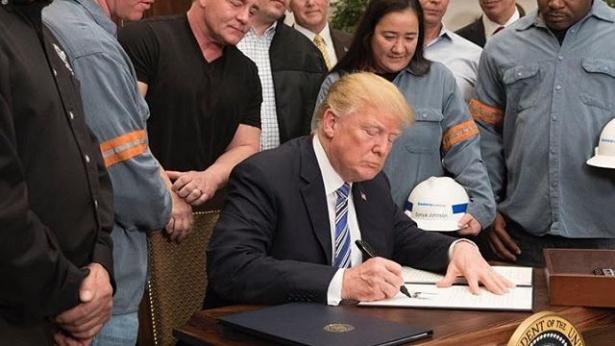 """נשיא ארה""""ב דונאלד טראמפ, צילום: whitehouse"""