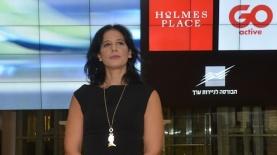 קרן שתוי, מנכלית קבוצת הולמס פלייס, צילום: גיא אסייאג