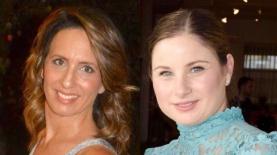 "מאיה דיסקין ורונית רוזן, סמנכ""ל לגריי קונטנט, צילום: יח""צ"