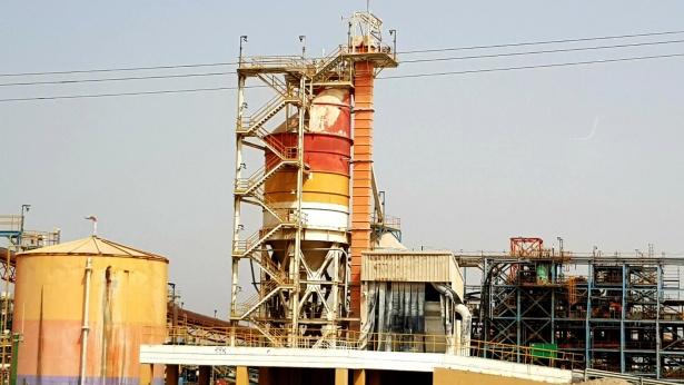 מפעלי כיל, ים המלח, צילום: Bizportal