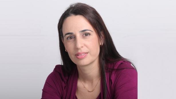 """דיאה גרש, סמנכ""""לית חדשנות ושיווק ב""""כלכליסט"""", צילום: יח""""צ"""
