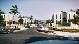 הדמיית תכנית בנייה, צילום: משרד האדריכלים קולקר קולקר אפשטיין