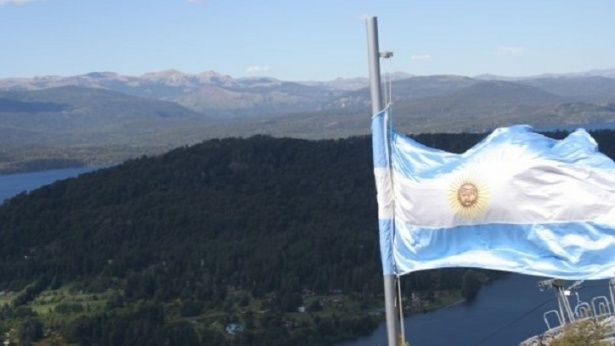 דגל ארגנטינה, צילום: גיא עיני