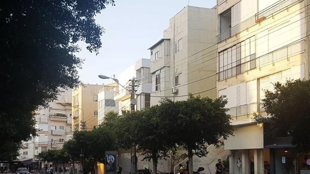 בניין מגורים, צילום: מורן ישעיהו