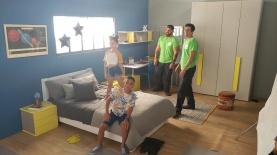 קמפיין רהיטי דורון, צילום: אסף טייכמן