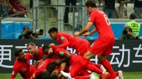נבחרת אנגליה, מונדיאל 2018, צילום: גטי אימג'ס