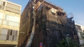 """בניין תמ""""א, צילום: מורן ישעיהו"""