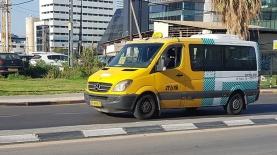 מונית  שירות, צילום: מורן ישעיהו