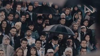"""פרסומת מונדיאל לבירה קילמס. ארגנטינה, צילום: יח""""צ"""