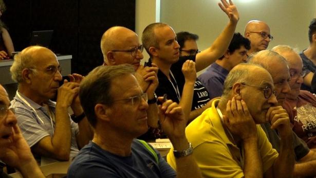 תמונות מהשטח: מדיוי וננו דיימנשיין בכנס מועדון המשקיעים של Bizportal