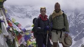 סדרת הדוקו של CNN על האוורסט, צילום: The Challenge Everest, CNN International