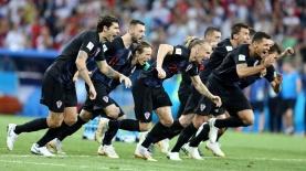 רוסיה נגד קרואטיה, מונדיאל 2018, צילום: גטי אימג'ס