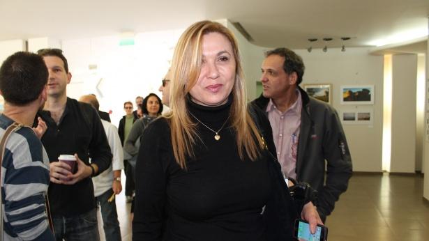 אילה חסון, צילום: סיגל נפתלי