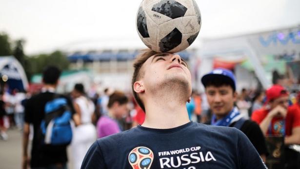 משחקי המונדיאל בקייב, 2018, צילום: גטי אימג'ס