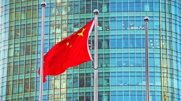 דגל סין, צילום: גיא בן סימון
