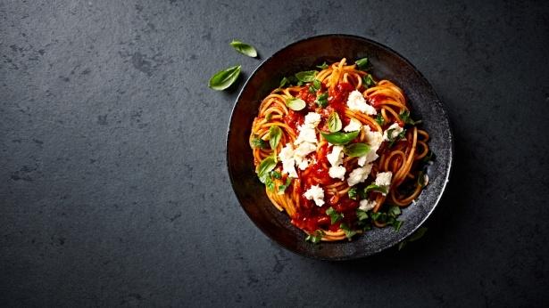 צלחת ספגטי, צילום: Istock