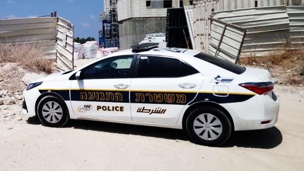 משטרת התנועה, צילום: דוברות המשטרה