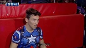 נינג'ה ישראל 2018, צילום: צילום מסך
