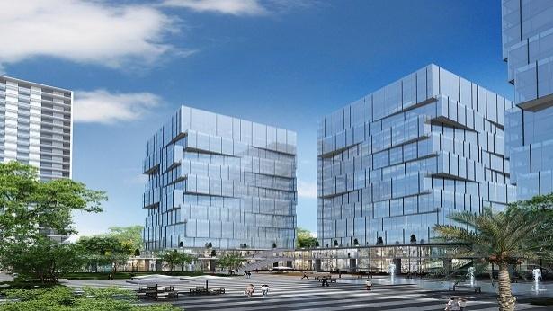 """V8PP, צילום: """"פרויקט Peri Business Place, אלדד פרי נדל""""ן (סטודיו פיבוט)"""