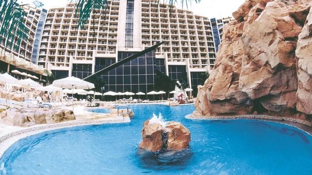 מלון דן אילת, צילום: סיון פרג'
