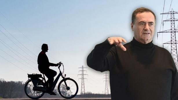 ישראל כץ, מהיום חובה על רוכבי אופניים חשמליים לחבוש קסדה, צילום: כפיר סיון, Istock