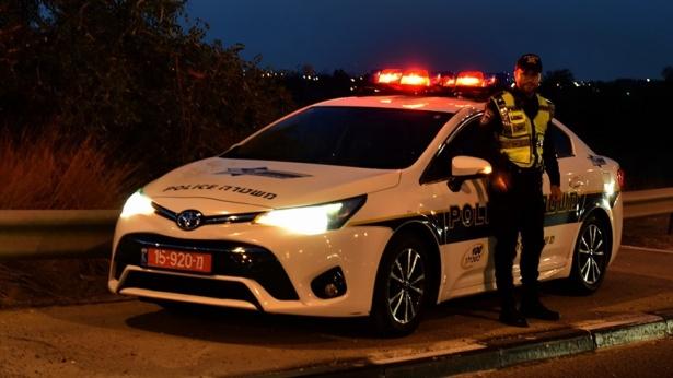ניידת משטרה, צילום: דוברות המשטרה