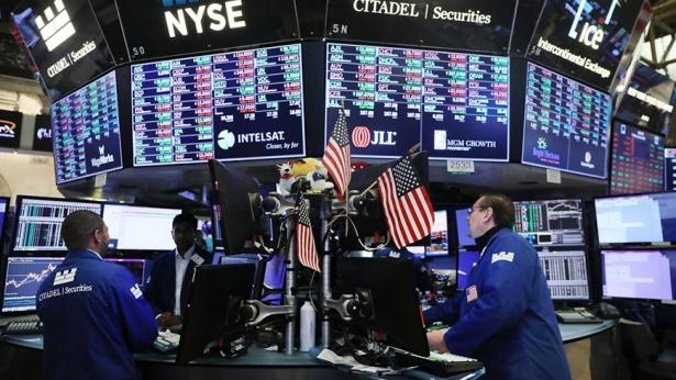 סוחרים בבורסת ניו יורק, צילום: גטי אימג'ס