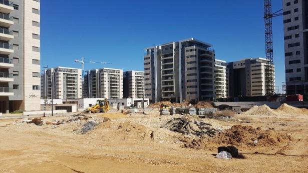 בנייה חדשה, צילום: מורן ישעיהו