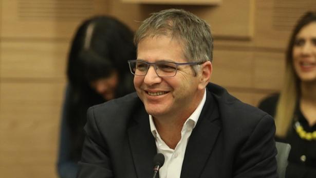 """יו""""ר ועדת הפנים יואב קיש. קנאביס, צילום: דוברת ועדת הפנים והגנת הסביבה"""