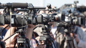 מסיבת עיתונאים, צילום: ISTOCK