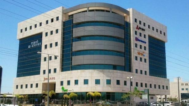 בניין ההמשרדים בלוד - ריט1, צילום: יחצ